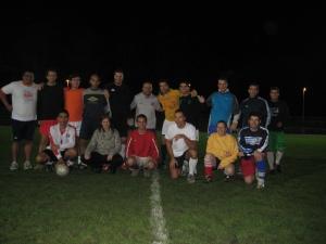 Partido de fútbol del 2º congreso