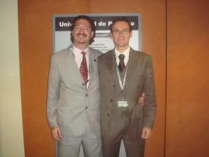 Marcelo Roffé y Joaquín Dosil